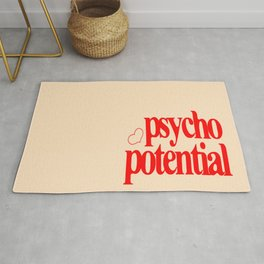 Psycho Potential Rug