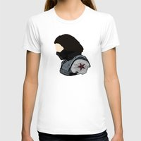 bucky T-shirts featuring Bucky by Swell Dame