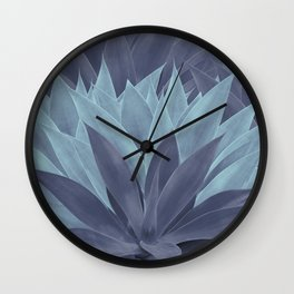Agave Ocean Dream #5 #tropical #decor #art #society6 Wall Clock