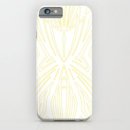 Pinstripe Pattern Creation 10 iPhone Case
