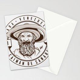 Caimán de Sanare - Trinchera Creativa Stationery Cards