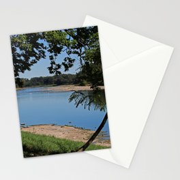 River Road View Stationery Cards