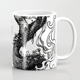 Epiphycadia IV: Circular Coffee Mug