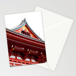 Temple Detail Stationery Cards