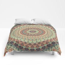 Mandala 583 Comforters