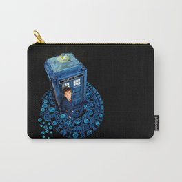 Doctor who at Arch of time Zone iPhone 4 4s 5 5c 6, pillow case, mugs and tshirt Carry-All Pouch