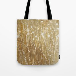 gold spring Tote Bag