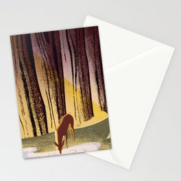 Wild Life - National Parks Preserve All Life Stationery Cards