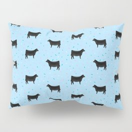 Angus // Blue // Sprinkles Pillow Sham