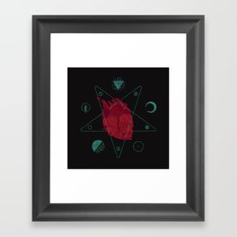 Ritual Framed Art Print