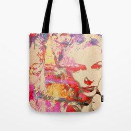 Divas - Veronica Lake Tote Bag