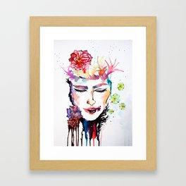 Liquid Dreams Framed Art Print