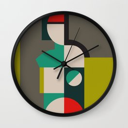 FEMININITY Wall Clock