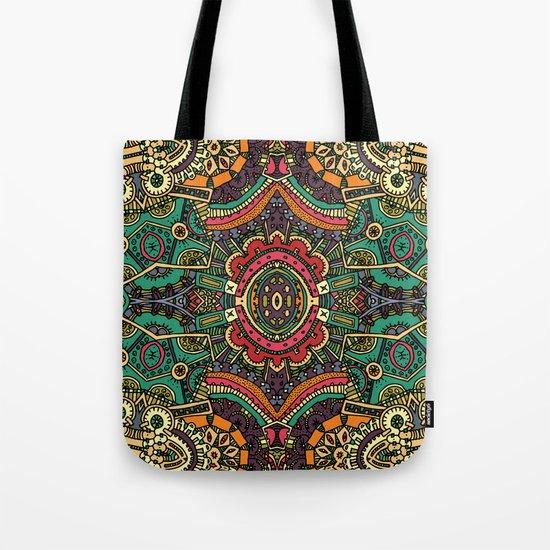 Boho pattern II Tote Bag