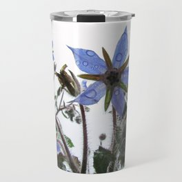 Borage Travel Mug