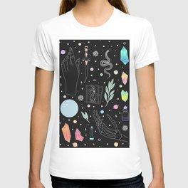 Crystal Witch Starter Kit - Illustration T-shirt