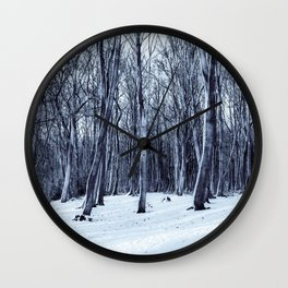 We Are The Trees Wall Clock