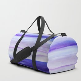 Purple Mountains' Majesty Duffle Bag