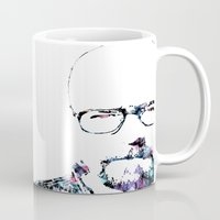 heisenberg Mugs featuring Heisenberg by NKlein Design