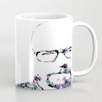 heisenberg Mugs featuring Heisenberg by NKlein Design