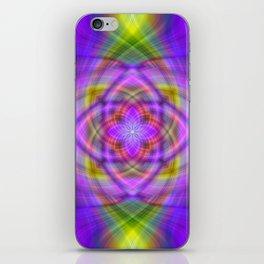 Pastel Twirl iPhone Skin