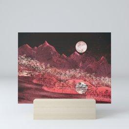 Ruby Valley Mini Art Print