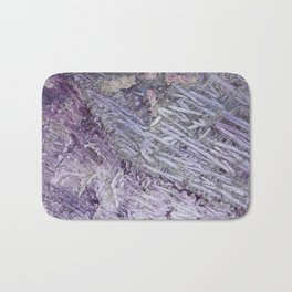 Purple-Starfish Bath Mat