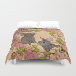 Rosie Rabbits Duvet Cover