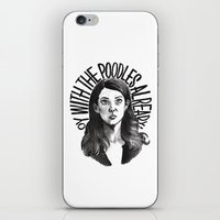 gilmore girls iPhone & iPod Skins featuring Lorelai Gilmore by Jillian Kaye