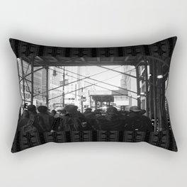 Noise Rectangular Pillow