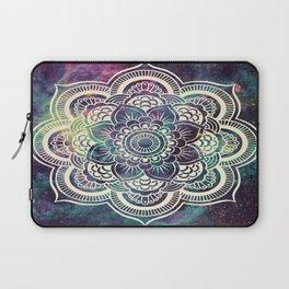 Galaxy Mandala : Deep Pastels Laptop Sleeve