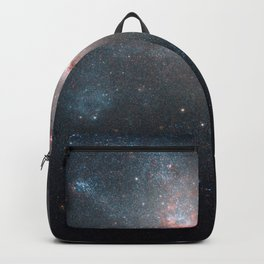Starburst - Captured by Hubble Telescope Backpack