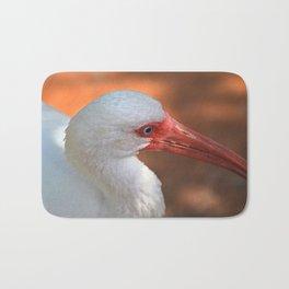 White Ibis - Grand Cayman Bath Mat