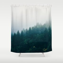 Gone Exploring Shower Curtain