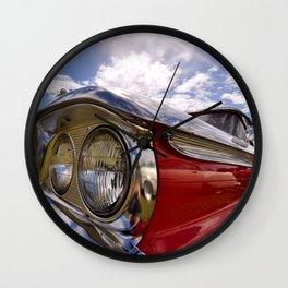 Classic 50's American Car Wall Clock