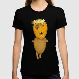 Orange Voodoo Doll T-shirt