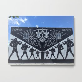 Wynwood Metal Print