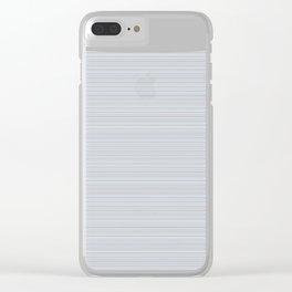 Leggings CPF-01 Clear iPhone Case