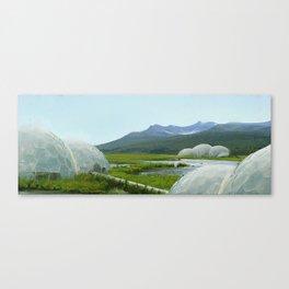 Project Eden Canvas Print