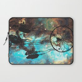Dreamcatcher (blue) Laptop Sleeve