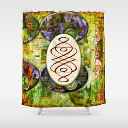 Andrea (#TheAccessoriesSeries) Shower Curtain