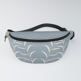 Planty Mcbranch (Muted Blue) Fanny Pack
