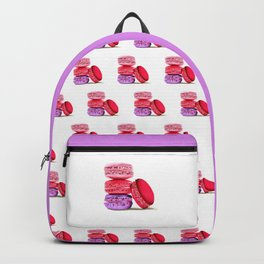 French Macarons Backpack
