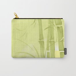 Bamboo . Carry-All Pouch
