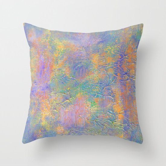 ROOTS 2 - RETRO Throw Pillow