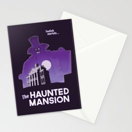 Hatbox Ghost - Land Stationery Cards
