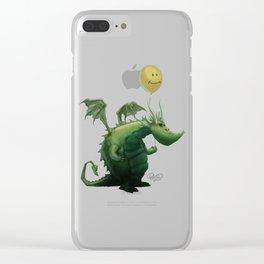 Grint's Golden Hoard Clear iPhone Case
