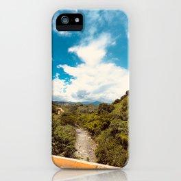 Rio en la jungla iPhone Case