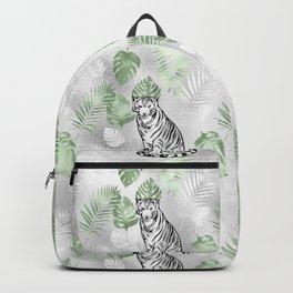 Beautiful Tiger Design Pattern Backpack