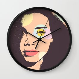 Seduce me Wall Clock
